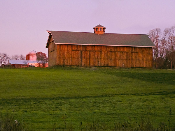 A hand crafted barn in West Newbury MA.