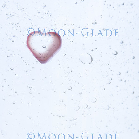 Bubble Heart - Limited edition