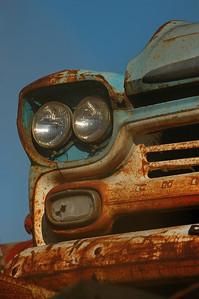 truck portrait