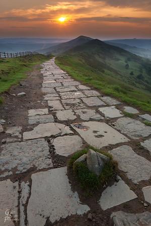 Flagstone Path