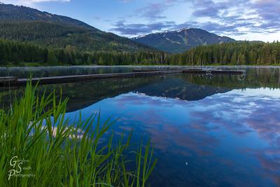 Peaceful Lost Lake