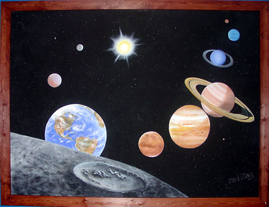 solar system entire