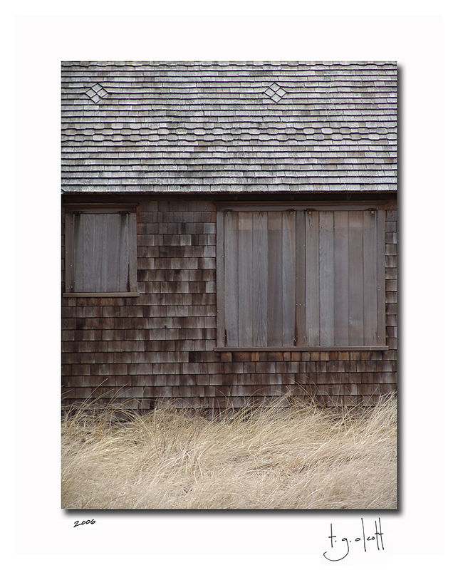 Boarded House