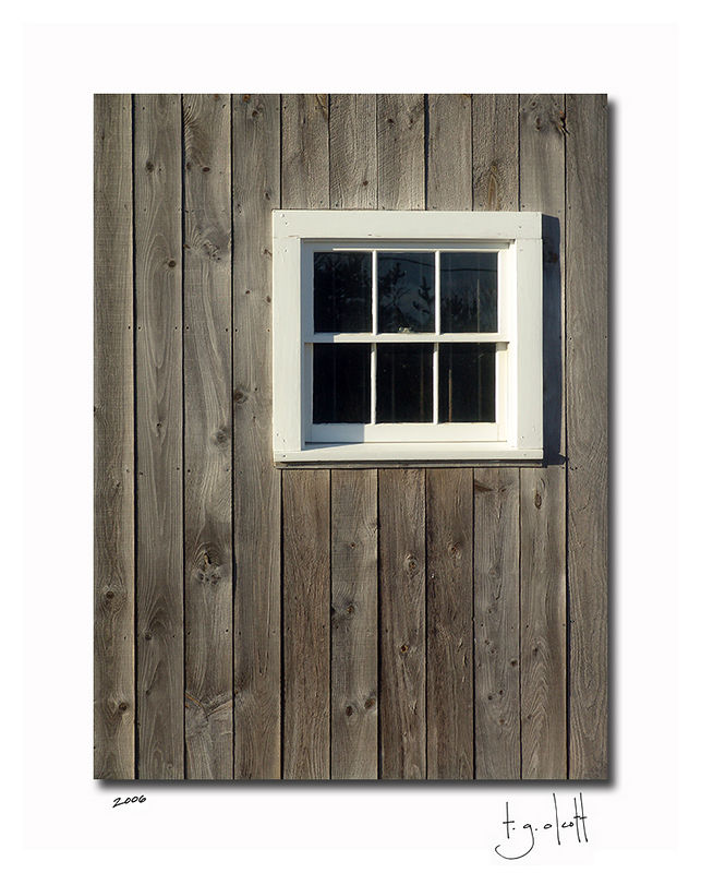 Miacomet Window