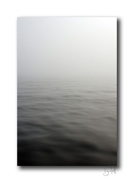Fog, Nantucket