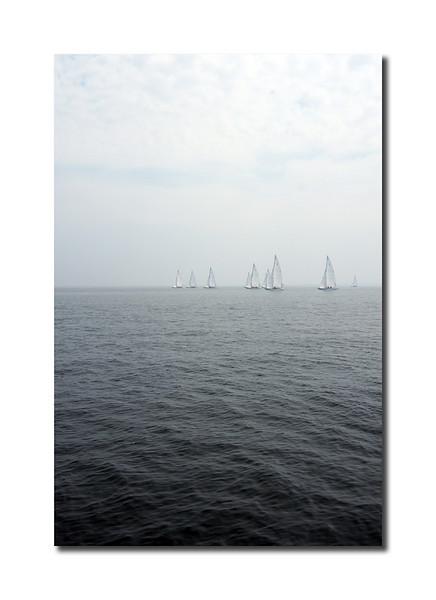 Sailing Race, Nantucket