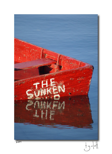 The Sunken Ship, May 2007