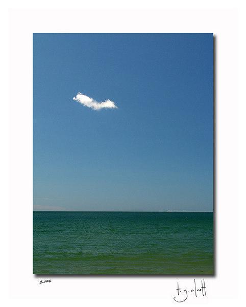 Cloud, August 2006