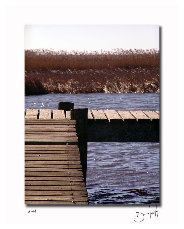 Long Pond Dock