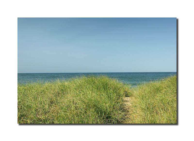 Beach Path, Nantucket