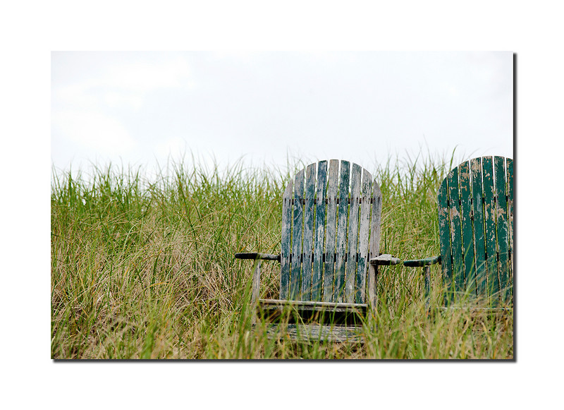 Old Chairs, Nantucket