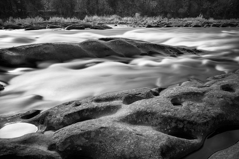 Slow Water, Long Exposure