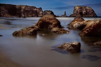 Coast, Bandon Oregon