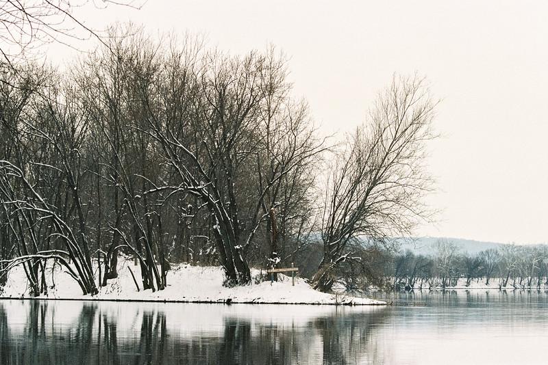 In Blue: Winter of 2013