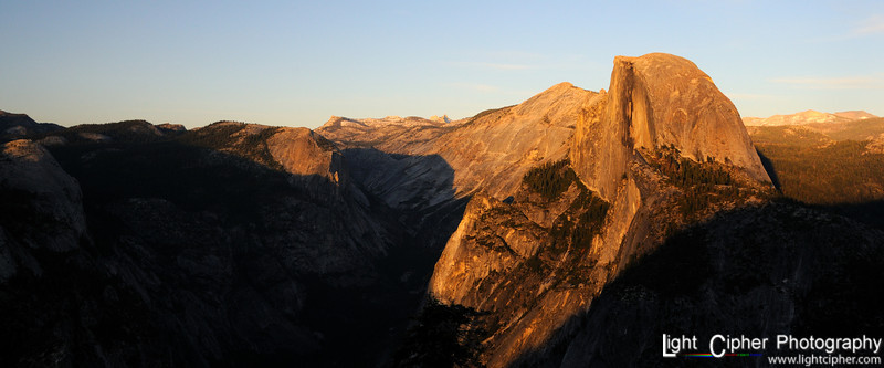 Half Dome<br /> 2.4:1 ratio
