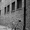 French Quarter Bike (Black and White)