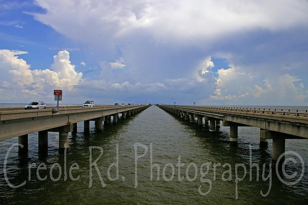 The Causeway Bridge (longest in the world)