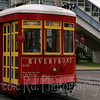 New Orleans Riverfront Streetcar Pre-Katrina