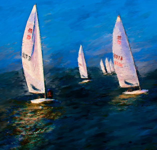 Impres sails-painter