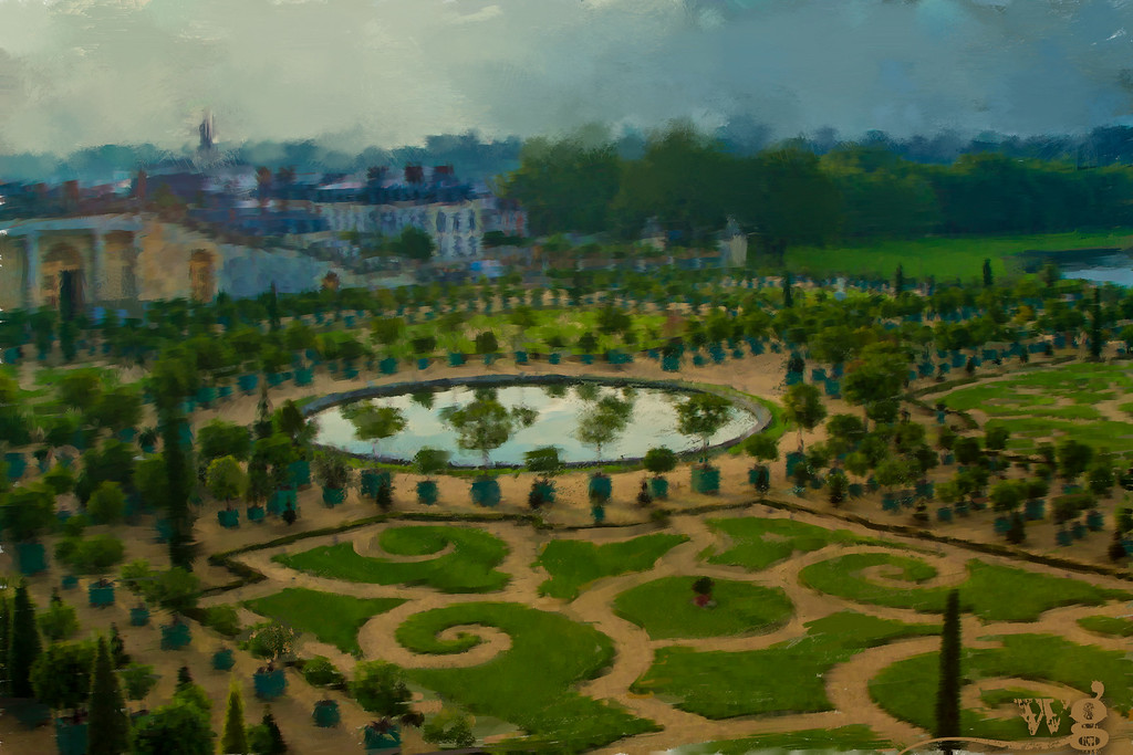 Versailles Painted-Edit
