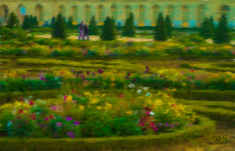 Versailles Garden Painted-Edit-2