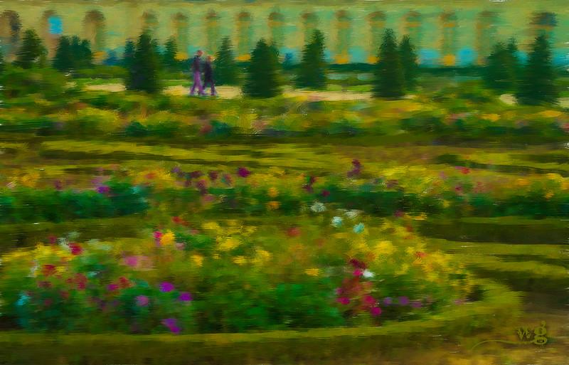 Versailles Garden Painted-Edit-2