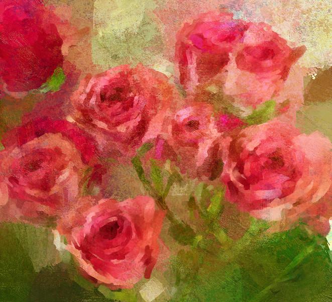 Rose buds close up copy 3