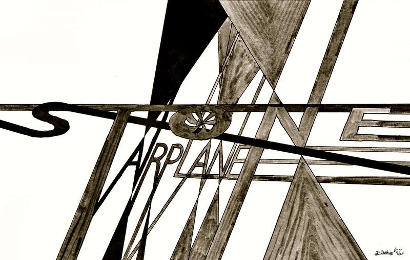 Stone Airplane 3