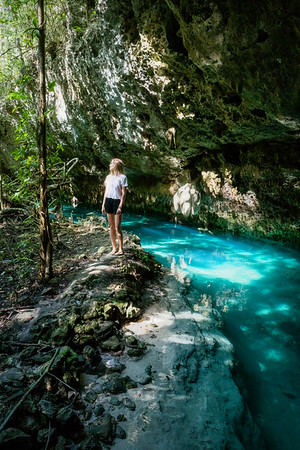 Cenote Dreaming