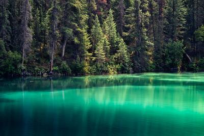 An Emerald Moment
