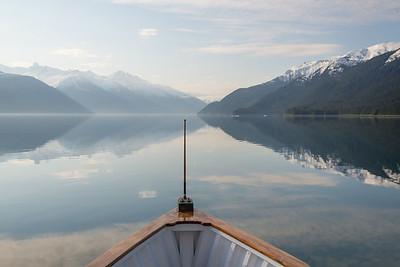 Taku Inlet, Alaska