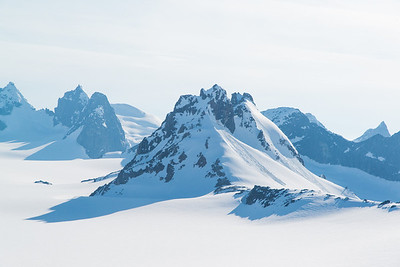 Juneau Icefields, Alaska