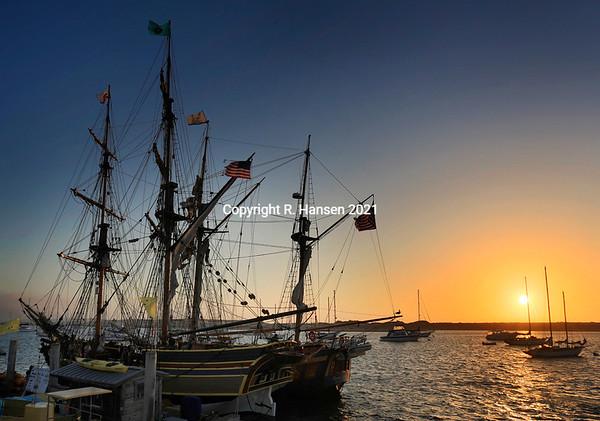 Tall Ships 2 Morro Bay