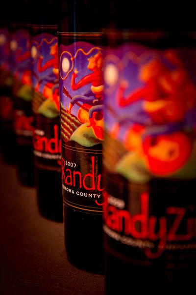 RandyZin - Wine Bottles