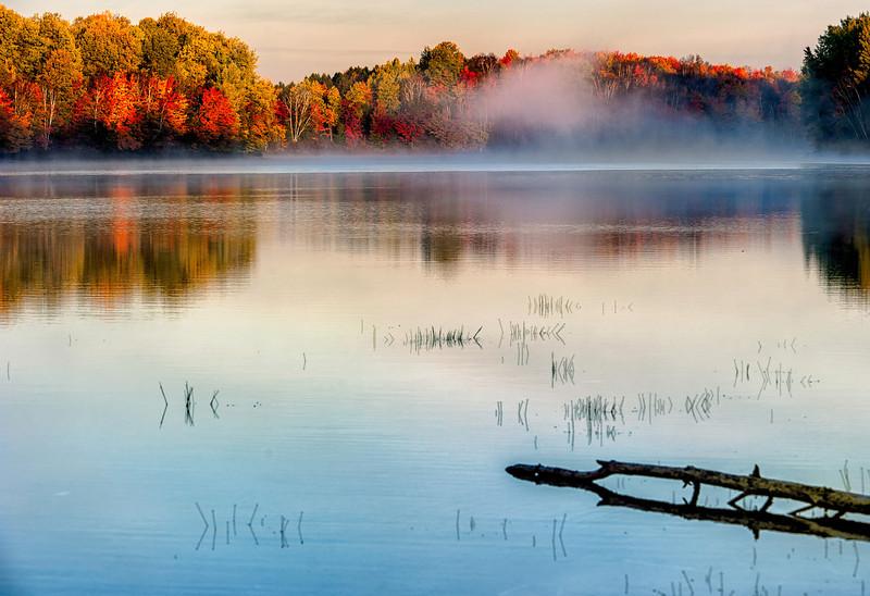 Mocassin Lake Sunrise