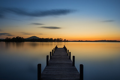 Peaceful Pier