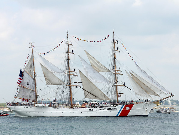 Coast Guard Training Ship EAGLE