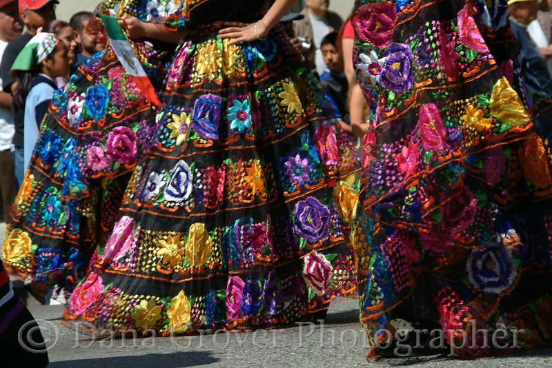 Folklorico Skirts