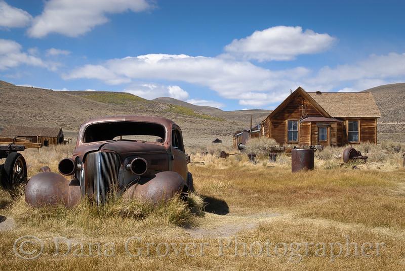 Old Car, Bodie