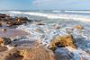 Coquina Rocks, Marineland Beach
