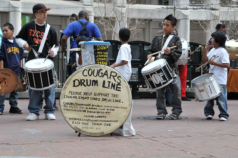 Chipman Middle Schol - Cougars Drum Line