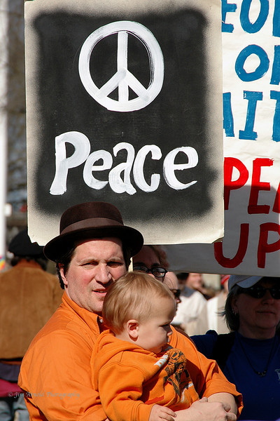 A Dad for Peace