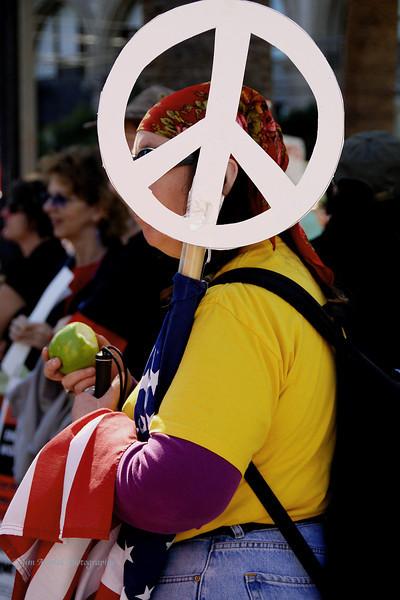 An Apple for Peace