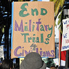 End Military Trials