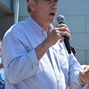 "U.S. Senator Jeff Merkley (D-OR) at ""It's Not Over"" Healthcare Rally"