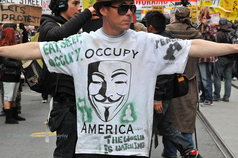 Eat, Sleep, Occupy America