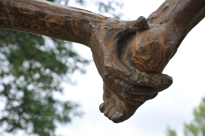 Sprites Sculpture