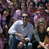 Gavin Newsom & Gay Pride Parade Participants