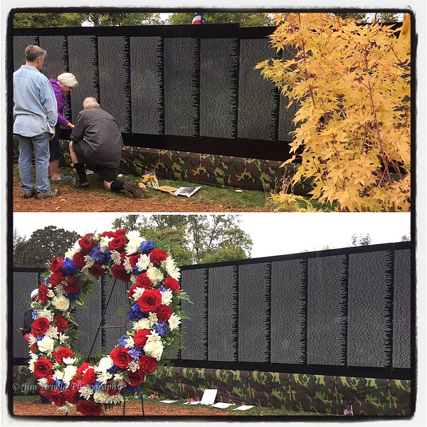 Vietnam Veterans Memorial - Traveling Wall