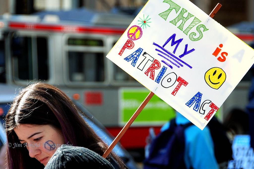 My Patriot Act
